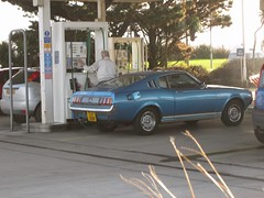 1977 Toyota Celica. (RUSTDREAMER.) Tags: st cornwall toyota 1977 celica penzance rustdreamer