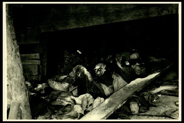 Soldati italiani morti per i gas asfissianti degli austriaci al Monte San Michele, Roma, Museo Centrale del Risorgimento