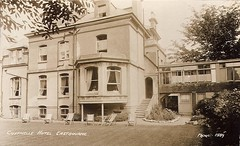 E01580 Cuffnells Hotel (East Sussex Libraries Historical Photos) Tags: 1920s hotel postcard eastbourne eastsussex twenties c1925 burlingtonplace cuffnellshotel