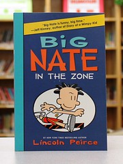 Big Nate in the Zone (Vernon Barford School Library) Tags: new school fiction reading book big high humorous library libraries humor reads books humour read paperback cover nate lincoln junior novel covers bookcover schools pick middle behavior vernon quick recent zone picks bookcovers middleschool paperbacks behaviors novels fictional humourous behaviour inthezone peirce barford softcover behaviours quickpicks middleschools quickpick bignate vernonbarford softcovers