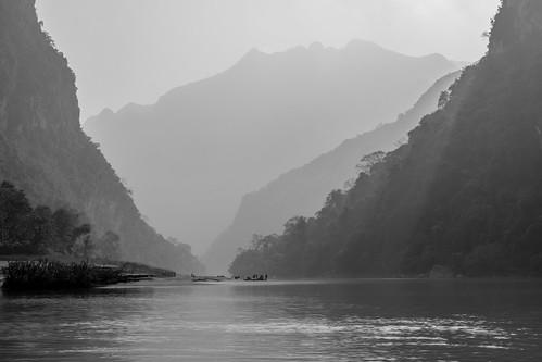 La rivière Nam Ou