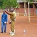Burkina Faso Counter Terrorism Company receives training and equipment