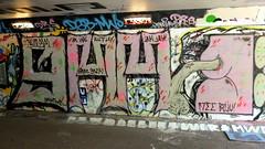 Graffiti Overschie (oerendhard1) Tags: graffiti streetart urban art tunneltje overschie rotterdam oerendhard