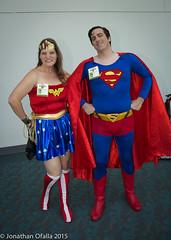 SDCC15-7619 (Jonno212) Tags: dc costume sandiego cosplay superman wonderwoman comiccon sdcc 2015