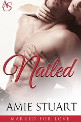 Nailed (CoverReveals) Tags: contemporary bbw humor romance suspense interracial hitman rubenesque romanticsuspense