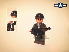 "WW II: ""American Soldier"" fighting in Germany - Lego ( ANX Customs) Tags: soldier lego american ww2 minifig americansoldier minifigure brickarms legomilitary legocustom legoww2 customlegominifig legoww2soldier legoww2custom"