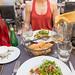 Eralda eating fish // Cassis @ France