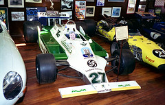 Alan Jones' 1980 Championship winning Williams FW07 F1 car, on display at the motor museum, York, Western Australia (aussiejeff) Tags: york car alan museum race jones williams australia f1 historic western wa motor 1994 1980 racingcar singleseater fw07