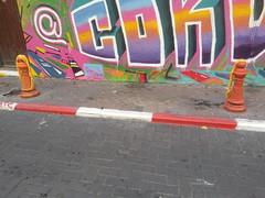 Yarn Bombing in Florentine (Yoav Lerman) Tags: florentine telaviv lerman לרמן תלאביב פלורנטין yarn bomb