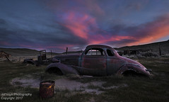 Bodie Old Car-Going Nowhere (Bill Wight CA) Tags: copyright2017 billwight northamerica america unitedstates usa americanwest pacificstates california monocounty bridgeport leevining highsierra sierranevada sierras serene traveldestination hiking recreation family landscape nobody outdoor outdoors outside silence tourism colors skies sky color ghosttown mining gold old broken rustic fallingapart brokendown ramshackle car park state bodie bodiestatehistoricalpark 1937chevroletcoupe history historical availableforlicensing photograph decay arrested