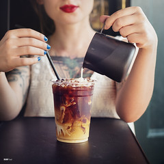 Hipster Woman Drinking Iced Coffee Concept (byrawpixel) Tags: beverage cafe calm casual cheerful chilling coffee coffeeshop drink drinking drinks enjoyment fresh girl glass hipster hobby icedcoffee joy leisure leisureactivity lifestyles liquid looking milktea peace peaceful portrait recreationalpursuit refresh refreshment relax relaxation relaxing restaurant student tattoo tea teenagegirl thinking thirsty waiting woman youngadult