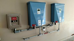 Two Pika Islanding Inverters in a residential installation.