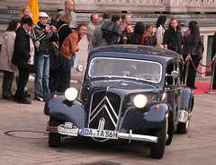 Oldtimer: Rollendes Museum Wiesbaden - a Citroen collection (Christopher DunstanBurgh) Tags: rollendesmuseumwiesbaden oldtimer citroen