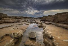 """ ROCK & SKY "" (Wiffsmiff23) Tags: nashpoint heritagecoastlinesouthwales traeth beach s"