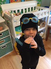 "Paul's Scuba Halloween Costume • <a style=""font-size:0.8em;"" href=""http://www.flickr.com/photos/109120354@N07/32957521042/"" target=""_blank"">View on Flickr</a>"