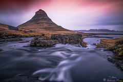 Kirkjufell (Geinis) Tags: kirkjufell mountain river rocks iceland landscape longexposure canon canon70d nature winter