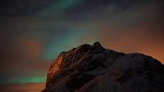 Eggum Aurora Borealis (clemensgilles) Tags: nordlys norway nordland lofoten polar lights northern night aurora borealis