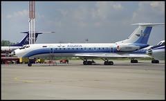 RA-65861 - Moscow Domodedovo (DME) 13.08.2001 (Jakob_DK) Tags: 2001 dme uudd domodedovo moscowdomodedovo domodedovointernationalairport tupolev tupolev134 tupolev134a tu134 tu134a crusty kgl kolavia kogalymavia