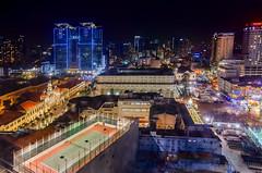 view from liberty pasteur sky bar (minkmink09) Tags: 1120 tokina d7000 bynight love saigon pasteur liberty skybar city night