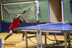_3TT0373 (Sprocket Photography) Tags: tabletennisengland tte tabletennis seniorbritishleaguechampionship batts harlow essex urban nottinghamsycamore londonacademy drumchapelglasgow kingfisher wymondham cippenham uk normanboothrecreationcentre etta