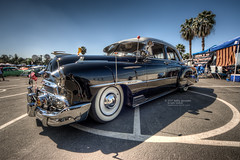1951 chevy deluxe (pixel fixel) Tags: 1951 black blackandwhite chevrolet cityofindustry deluxe fundraiser hillssouthsangabrielcc marchingband templeave workmanhighschool