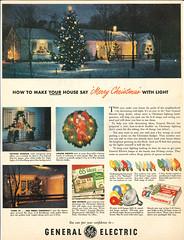 GE Christmas Lights 1951 (JeffCarter629) Tags: gechristmas generalelectricchristmas gechristmaslights ge generalelectricchristmaslights generalelectric 1950schristmas c7christmaslights c7 gec7 c9 c9christmaslights gec9 c6 christmas christmaslights christmasideas christmaslightideas