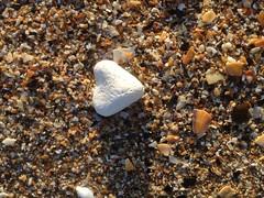 Margate (`miRЯim ☮) Tags: margatethanetkent margate thanet kent beach sand chalk heart sunset