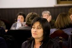 Maria Luís Albuquerque em Alfândega da Fé
