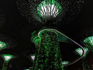 Garden by the Bay .
