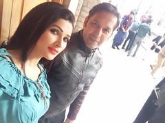Rohid Ali Khan and Zara Malik SHOPING (Rohid Ali Khan) Tags: rohid ali khan maproductions mapro zara malik adhoorey khuwaab shahid sheikh khalid butt romantic song pehli muhabbat khanpur dam pakistani actor bollywood insight movie