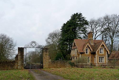 Belvoir castle lodge