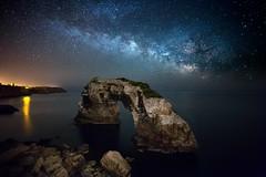 _MG_6820f (marcmarcoripoll) Tags: milkyway nocturna night espontas mallorca españa stars estrellas nightsky vialactea longexpo amazing longexposure nature