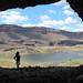 Exploring Lake Lenore Caves
