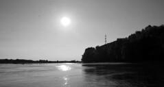 sole splende (Il Moranda) Tags: cruise sun nature river fiume natura po sole acqua