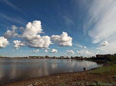 FOX_2953s (savillent) Tags: summer sky canada clouds landscape rainbow nikon northwest north july arctic climate communities tundra territories tuktoyaktuk 2013 d300s savillent