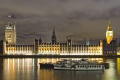 The House of Parliament and the Big Ben (Gabriele Kahal) Tags: greatbritain england london londres londra granbretagna gabriele inghilterra kahal gabrielekahal