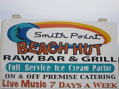 Smith Point Beach Hut Raw Bar & Grill at Smith Point County Park at FINS Fire Island National Seashore, New York, USA (RYANISLAND) Tags: ocean park county camping summer camp usa ny newyork beach sports nature sport america outdoors island us suffolk sand natural ns sandy parks longisland atlantic american beaches barrier summertime fi naturalbeauty campground atlanticocean fireisland fins campsite nationalseashore suffolkcounty beachsand fireislandnationalseashore barrierbeach barrierisland outerbeach campcamping