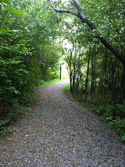 Walking on Greenbelt Trail 10 (ndh) Tags: