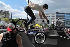 BMX Contest Bielefeld 12 (Beba <~~~) Tags: bmx skatepark bielefeld bikepark kesselbrink cityjam