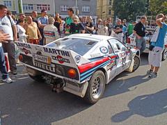 Lancia 037 - Guiseppe Volta (Mr.Awenec) Tags: b car sport race vintage star czech rally group grand icon historic prix wrc veteran bugatti rallye barum zln 2013 worldcars