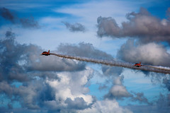 Southport Red Arrows. (konstantynowicz) Tags: airshow southport redarrows airdisplay 2013 southportairshow mygearandme mygearandmepremium mygearandmebronze mygearandmesilver mygearandmegold mygearandmeplatinum mygearandmediamond blinkagain