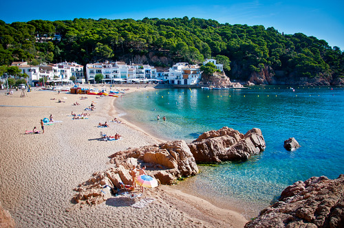 Costa Brava. Tamariu. by Tchacky, on Flickr