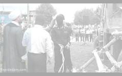 ایران: اعدام هفت نفر در یک هفته اخیر در دو روز اخیر هفت نفر در زندانهای مشهد، ارومیه و کرمان اعدام شدهاند. هرانا، تارنمای مجموعه فعالان حقوق بشر در ایران بهنقل از روزنامه خراسان نوشته است مرد ۵۰ سالهای که هفت سال پیش متهم به قتل شده بود سپیدهدم روز د (Free Shabnam Madadzadeh) Tags: green love poster photo iran empty seat political pic ایران campaign arman sabz سبز سیاسی صندلی خالی زندانی کمپین zendani کبک jonbesh kabk22 آگاه