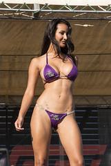 NOPI Chic Yelinice in the swimsuit contest (Thumpr455) Tags: show car ga model nikon babe bikini brunette swimsuit d800 2013 nopinationals atlantadragway nopichic commercegeorgia afnikkor70300mmf4556vr yelinice