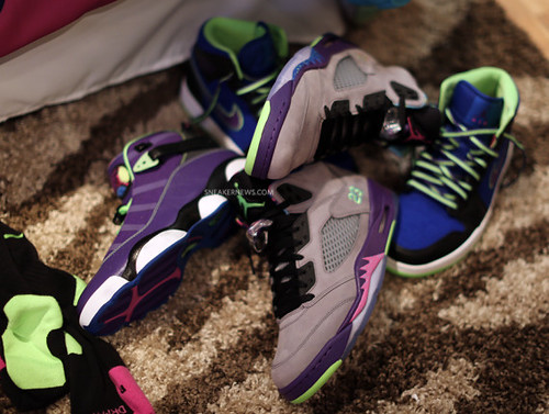 "JORDAN BRAND – HOLIDAY 2013 ""BEL AIR"" COLLECTION"