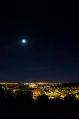 Noches (Ivan_Fle) Tags: city espaa night lights spain sony valladolid f3 nex