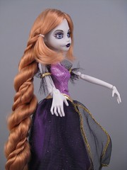 Once Upon a Zombie Rapunzel (The Toy Box Philosopher) Tags: zombie rapunzel