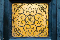 hail mary! (lachesis2005) Tags: door venice window iron maria decoration ave sacred pane venise venezia venedig