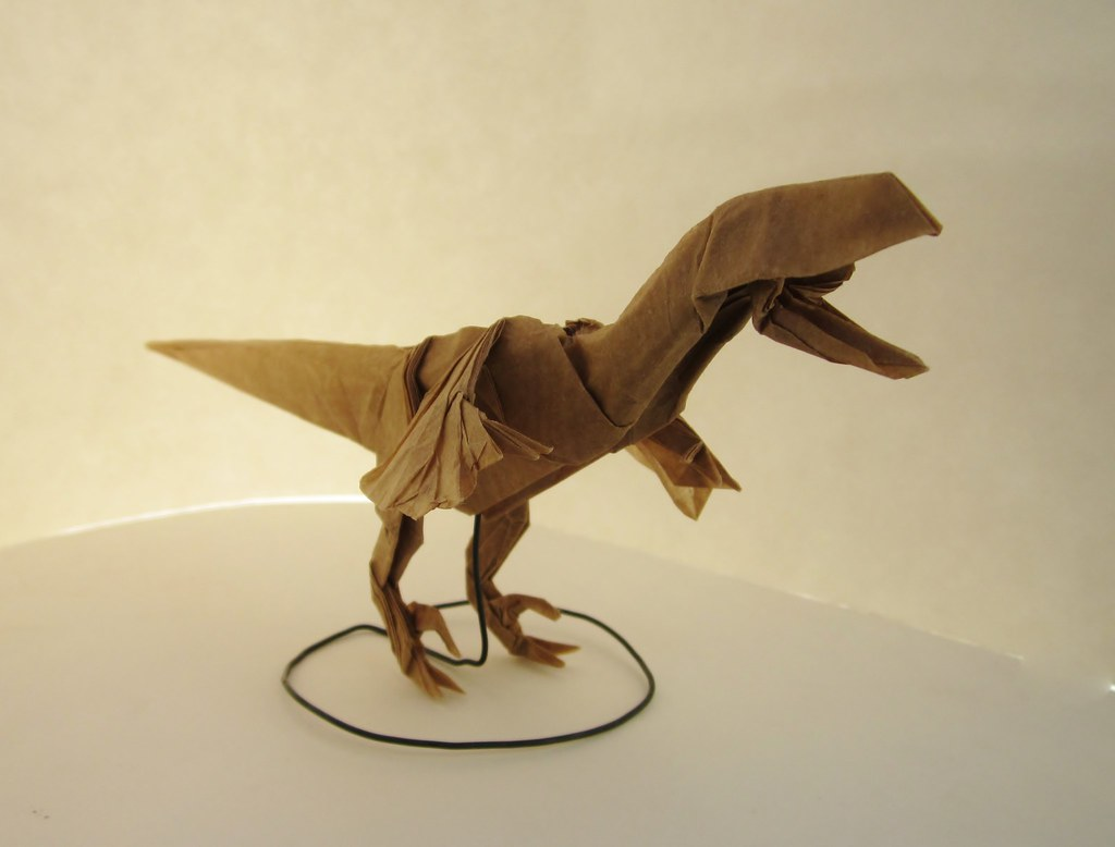 The World's Best Photos of deinonychus and origami ... - photo#15