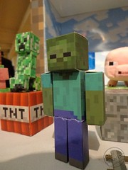 Time to Play 2013 Jazwares Minecraft 15 (IdleHandsBlog) Tags: toys videogames collectibles jazwares minecraft